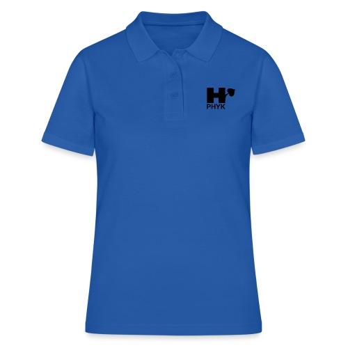 PHYK H-logo - Naisten pikeepaita