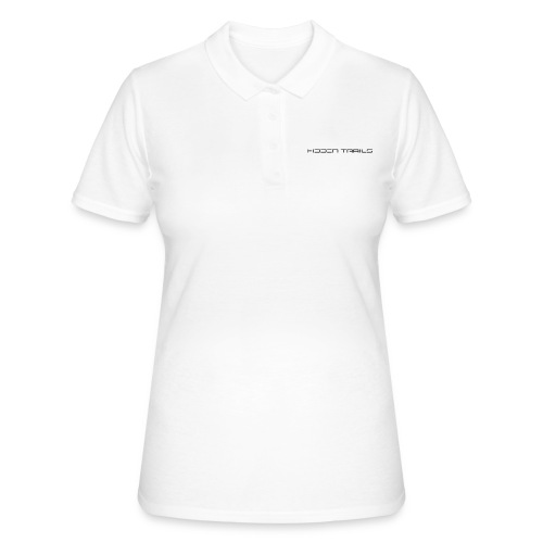 hidden trails - Frauen Polo Shirt