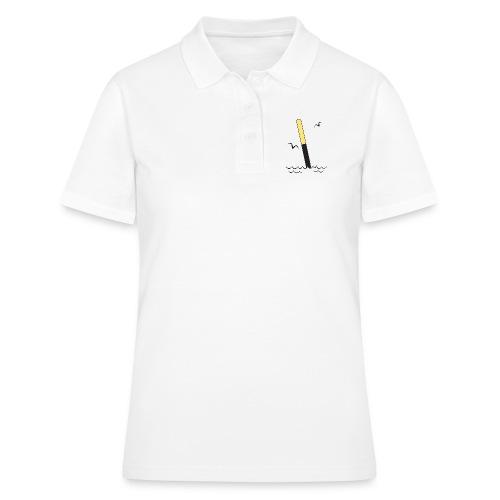 FP25 ETELÄVIITTA Merimerkit funprint24 net - Women's Polo Shirt