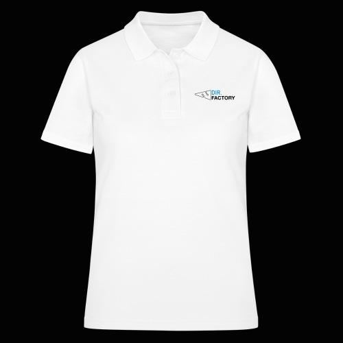 Logo mit Arrow DESIGN - Frauen Polo Shirt