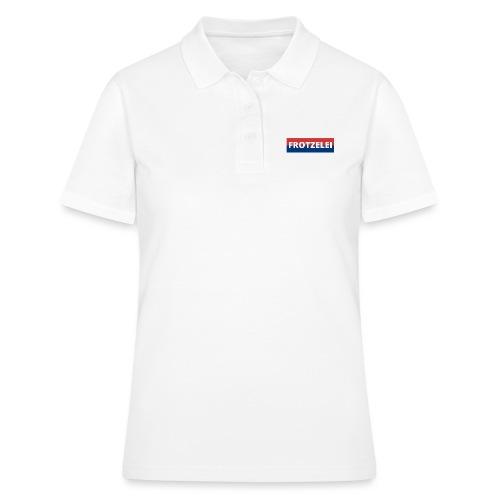 FROTZELEI - Polizeikontrolle Geschenk Autofahrer - Frauen Polo Shirt