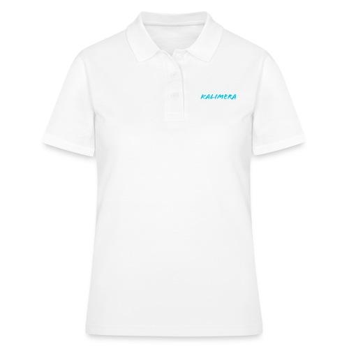 Kalimera Griechenland - Frauen Polo Shirt