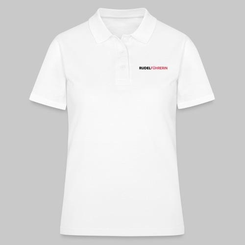 Rudelführerin - Frauen Polo Shirt