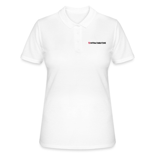 Intractable one logo - Women's Polo Shirt