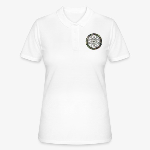 BSC F- Sign Camo II - Women's Polo Shirt