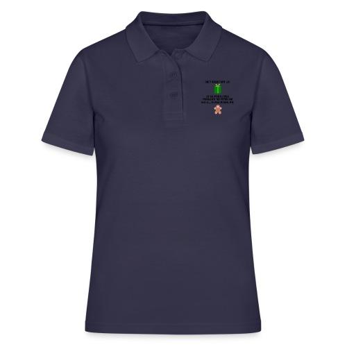 T-shirt cadeau de Noël - Women's Polo Shirt