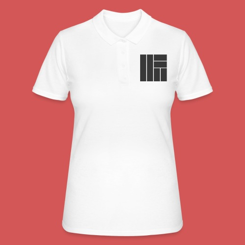 NÖRCup Black Iconic Edition - Women's Polo Shirt