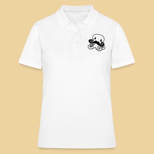 Gentle Octo - Frauen Polo Shirt