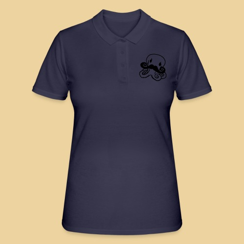 Gentle Octo - Frauen Polo Shirt