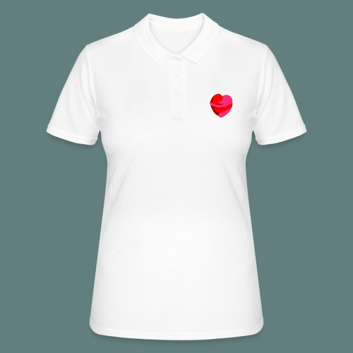 hearts hug - Polo donna