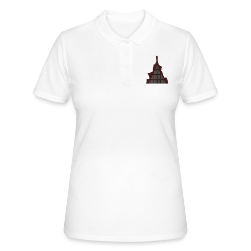 Vraiment, tablette de chocolat ! - Women's Polo Shirt