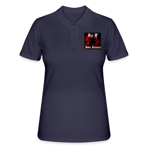 Six P John Insanis T-Paita - Women's Polo Shirt