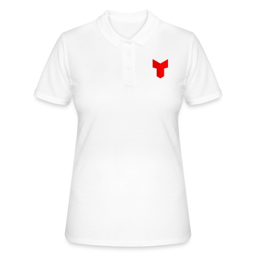 redcross-png - Women's Polo Shirt
