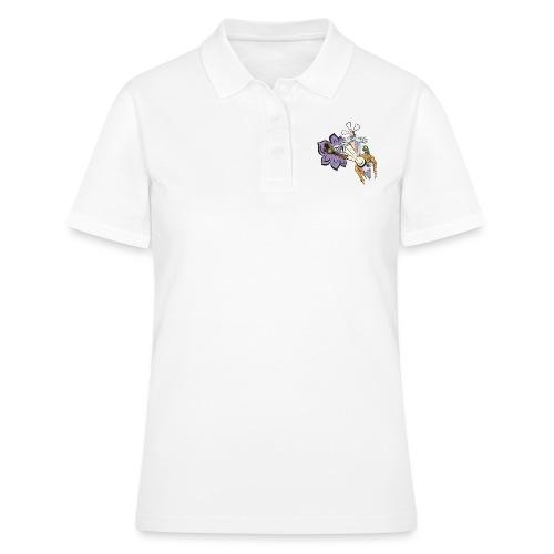 Spring Doodle - Women's Polo Shirt