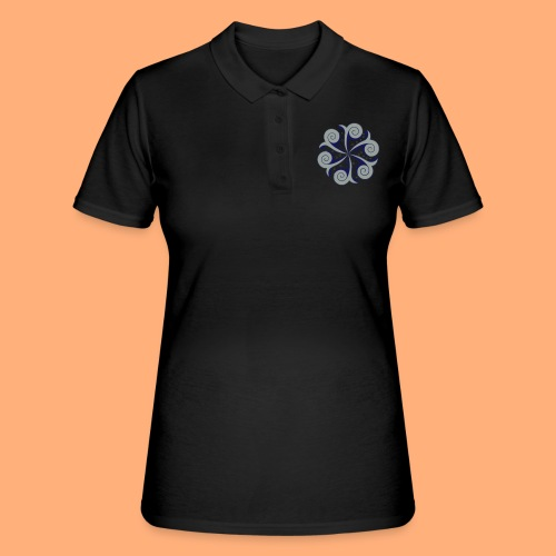 spirale - Women's Polo Shirt