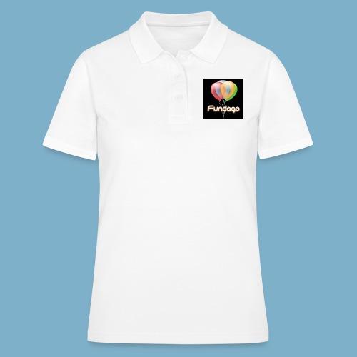 Fundago Ballon - Frauen Polo Shirt