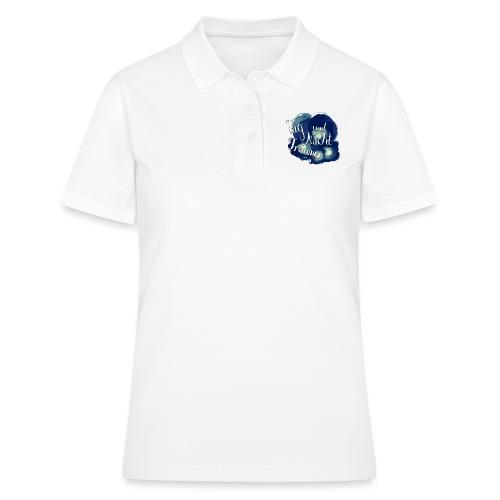 Tag- und Nachtträumer - Frauen Polo Shirt