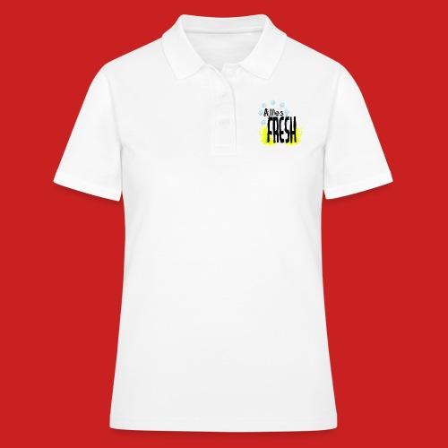 Alles Fresh / Frisch Sommer Eis - Frauen Polo Shirt
