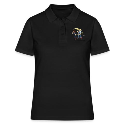 1+1=2Eine gute Connection - Frauen Polo Shirt