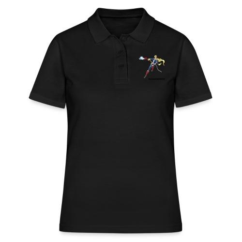 Captain Firefighter - Frauen Polo Shirt