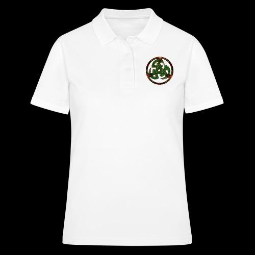 Serpent Triskellion - Women's Polo Shirt