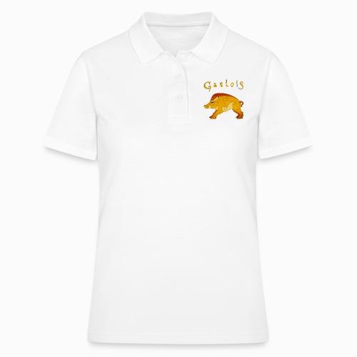 Tshirt Homme Sanglier Gaulois - Women's Polo Shirt