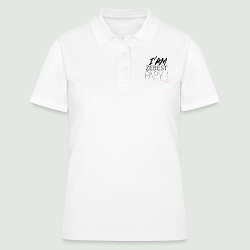 iamezbestpapy - Women's Polo Shirt