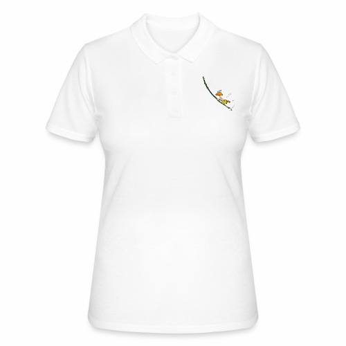 cartoon_Kleimdesign_tarze - Frauen Polo Shirt