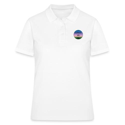 Squirrel And Uni T-Shirt - Women's Polo Shirt