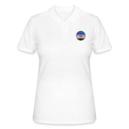 Squirrel And Uni Muismat - Women's Polo Shirt