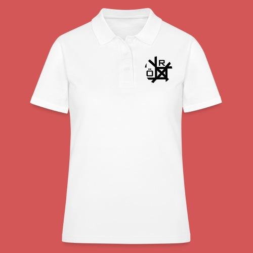 Nörthstat Group™ TecH | iCon - WHT.Knapsack - Women's Polo Shirt