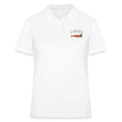 A Sardinha - Bandeira - Polo Femme