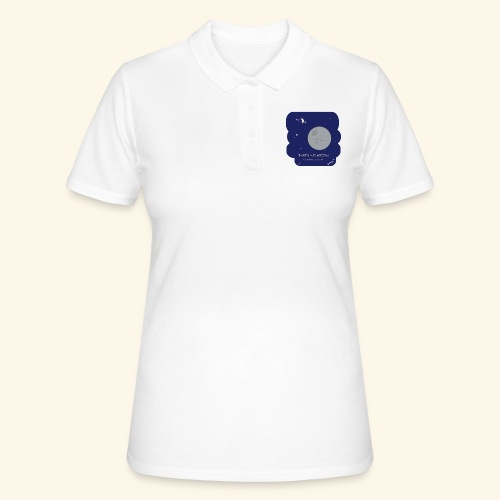 Mimas - Thats no moon - Women's Polo Shirt