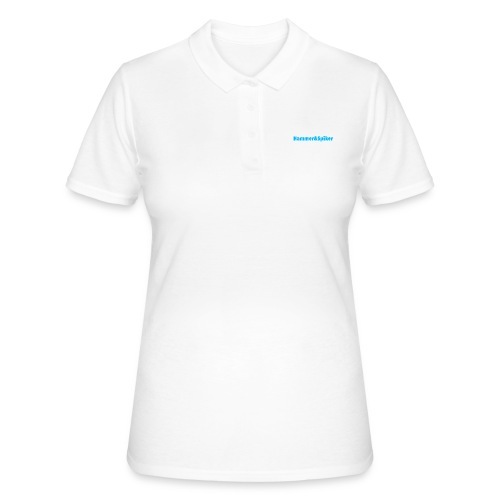 hammer og spiker baby collection - Women's Polo Shirt