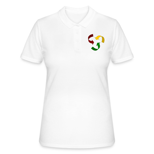 Rastacycle - Women's Polo Shirt