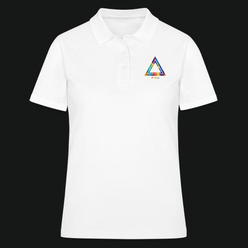 ØKUNA - Tee shirt logo - Women's Polo Shirt