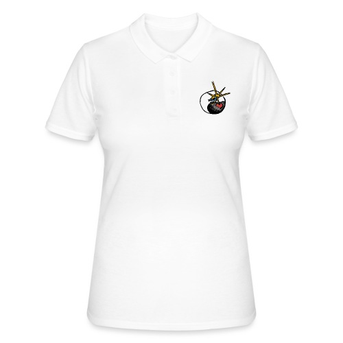 Mindfackt logo - Women's Polo Shirt