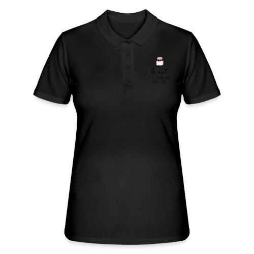 Le Nut' - Women's Polo Shirt