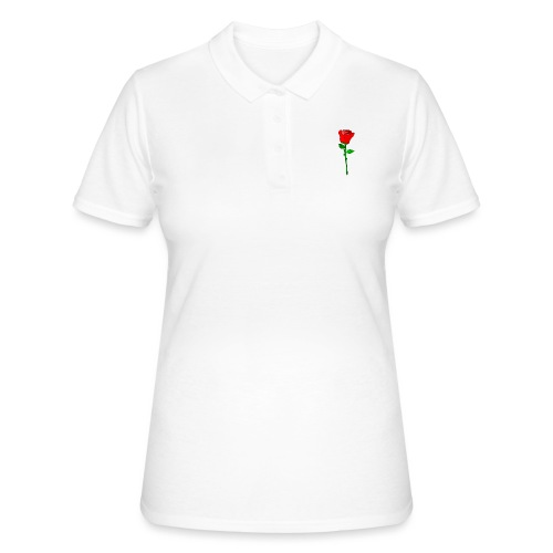 ROSE - Frauen Polo Shirt