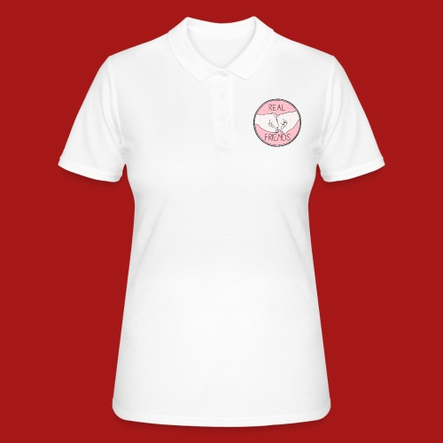 Real Friends - Women's Polo Shirt