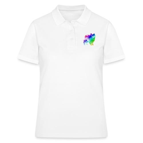 Space Dog - Women's Polo Shirt