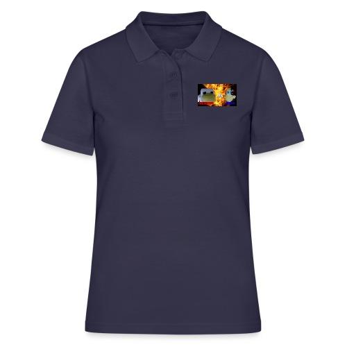 TGCHICKEN VS POLLO - Women's Polo Shirt