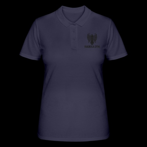 HAUKKA GYM LOGO - Women's Polo Shirt