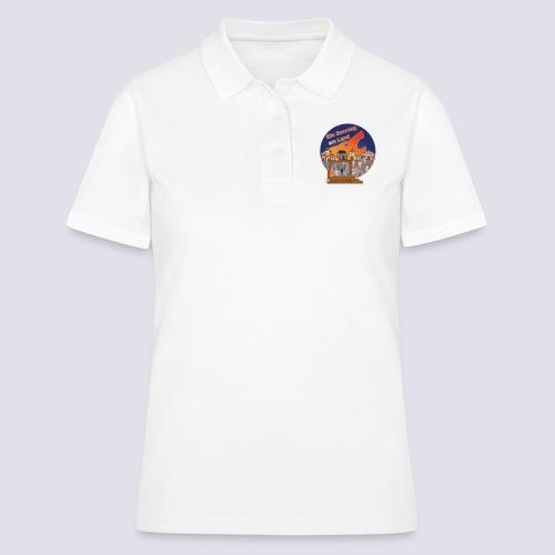 Ein Sonntag am Land - Frauen Polo Shirt