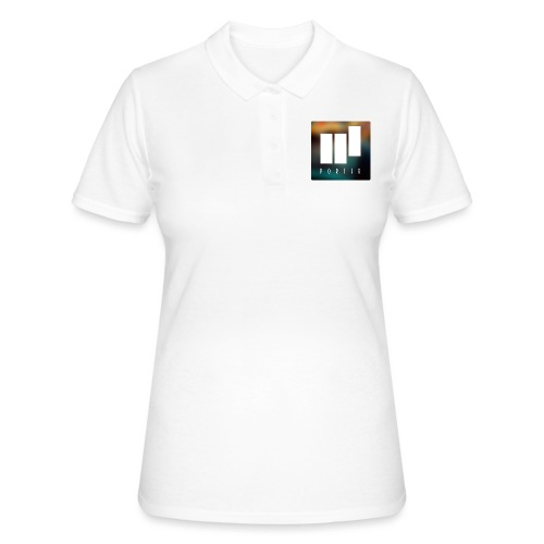 PORTER Sign Colour - Frauen Polo Shirt