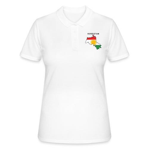 Kurdistan - Women's Polo Shirt