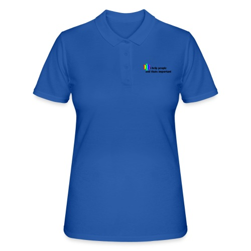 Emergency Gay Services - Vrouwen poloshirt
