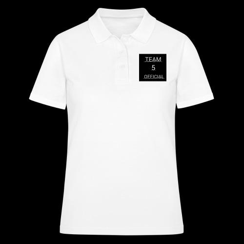 Team5 official 1st merchendise - Women's Polo Shirt