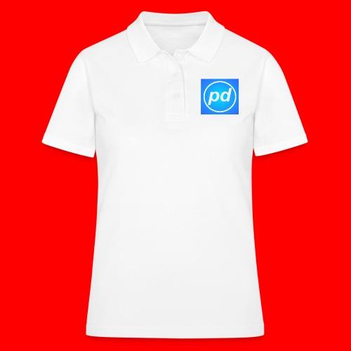 pd Blue V2 - Women's Polo Shirt