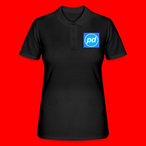 pd Blue V2 - Women's Polo Shirt